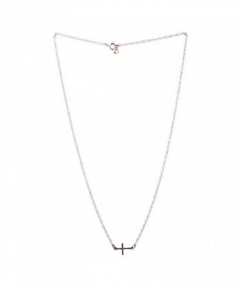 collier CROSS Croix et chaine sur argent 925 garanti