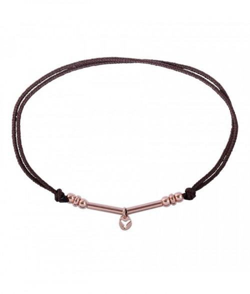 """Bracelet """"Hippolyte"""" dor"""