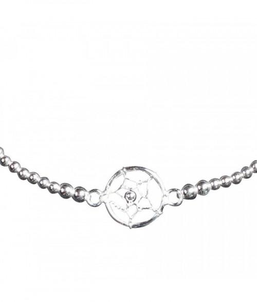 """Bracelet """"Lou"""" argent"""