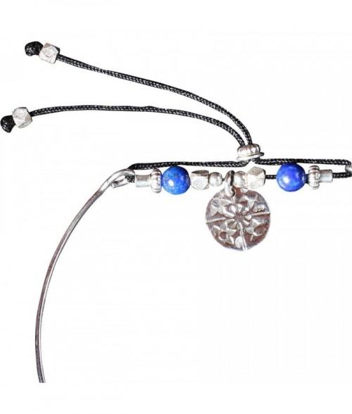 "Bracelet ""Ayanna"" en argent"