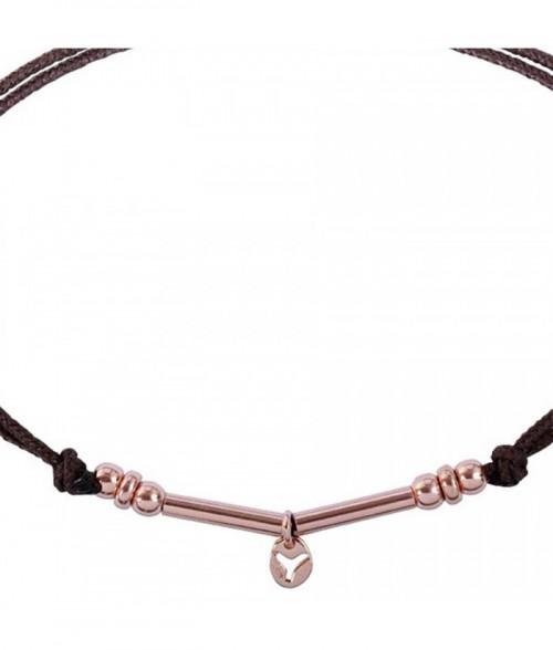 """Bracelet """"Hippolyte"""" en dor"""