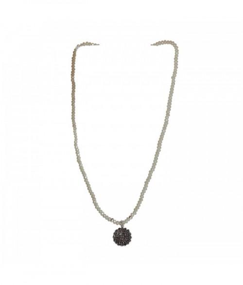 """Bracelet """"Ophélie II"""" en argent et pierres fines Turquoise"""