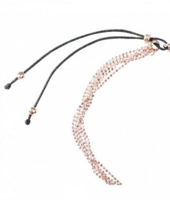 """Bracelet """"Colette"""" en dor"""