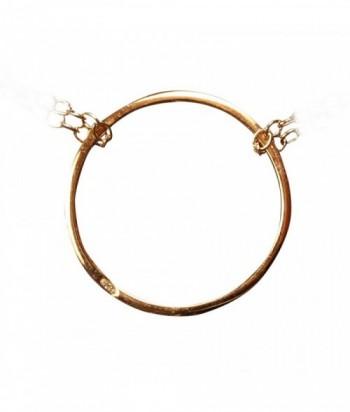 Bracelet CARA SIMPLE vermeil