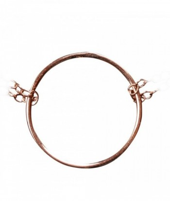 Bracelet CARA SIMPLE vermeil rose